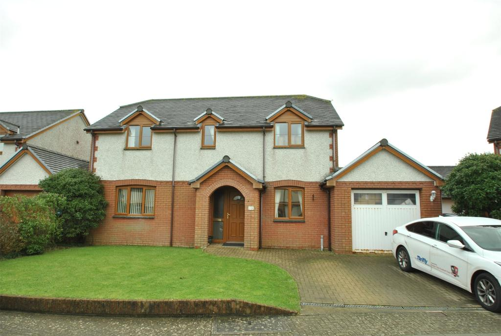 4 Bedrooms Detached House for sale in Village Farm Close, Marhamchurch