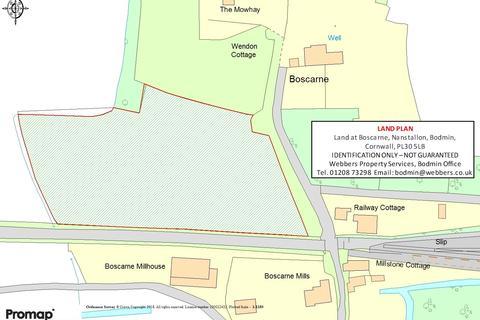 Land for sale - Nanstallon, Bodmin