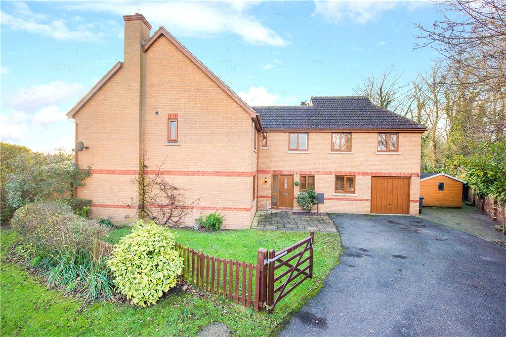 4 Bedrooms Detached House for sale in Home Farm Close, Tempsford, Sandy, Bedfordshire