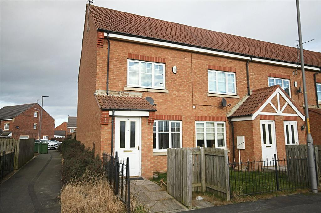 3 Bedrooms End Of Terrace House for sale in Hadleigh Walk, Ingleby Barwick