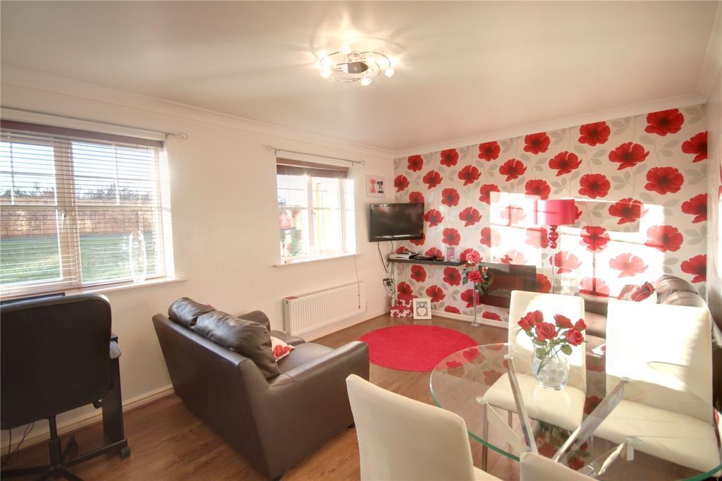 2 Bedrooms Flat for sale in Longleat Walk, Ingleby Barwick