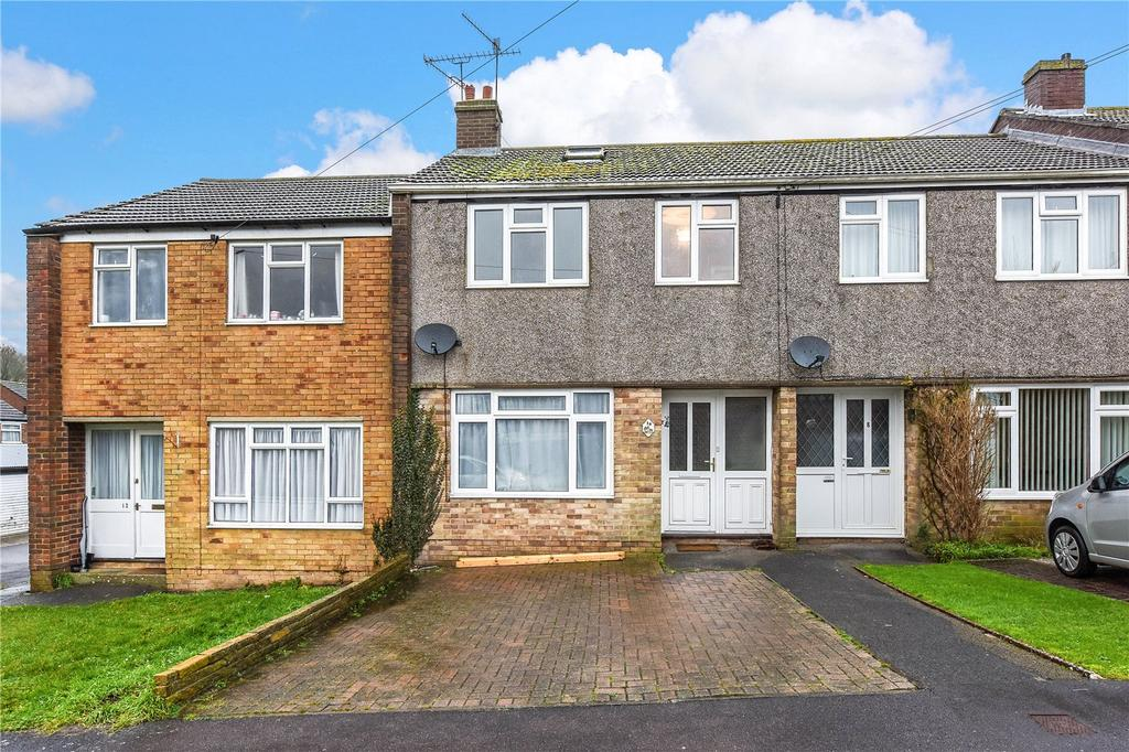 3 Bedrooms Terraced House for sale in Baverstocks, Alton, Hampshire