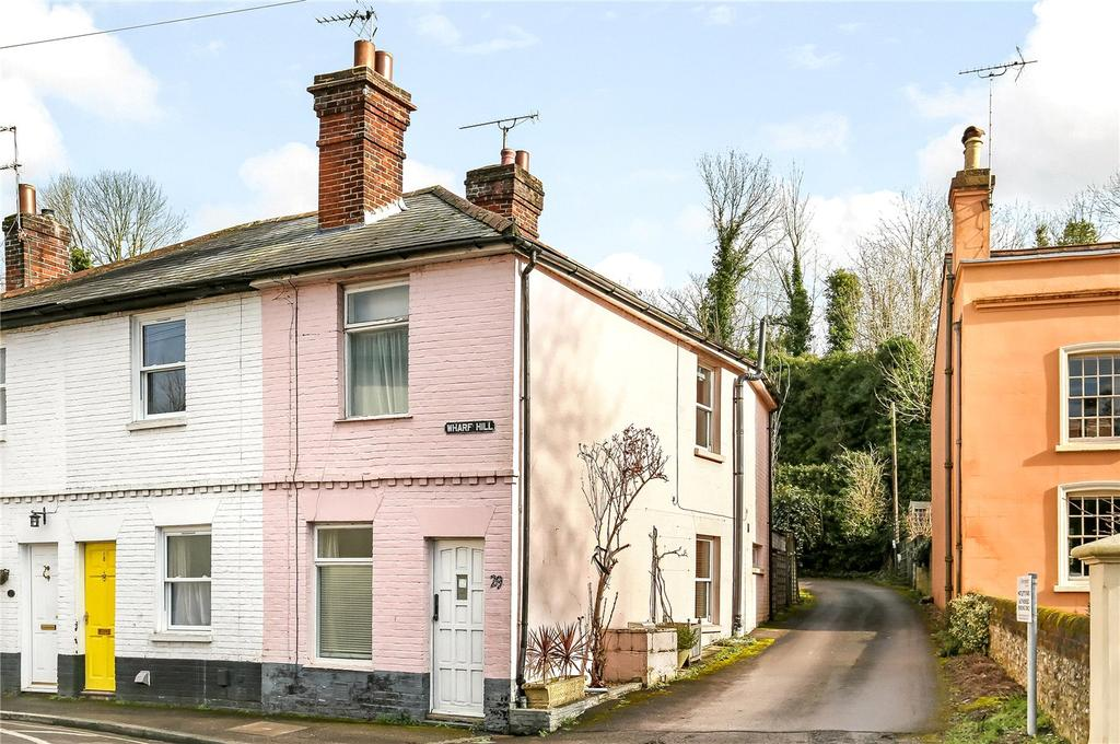 3 Bedrooms End Of Terrace House for sale in Wharf Hill, Winchester, Hampshire, SO23