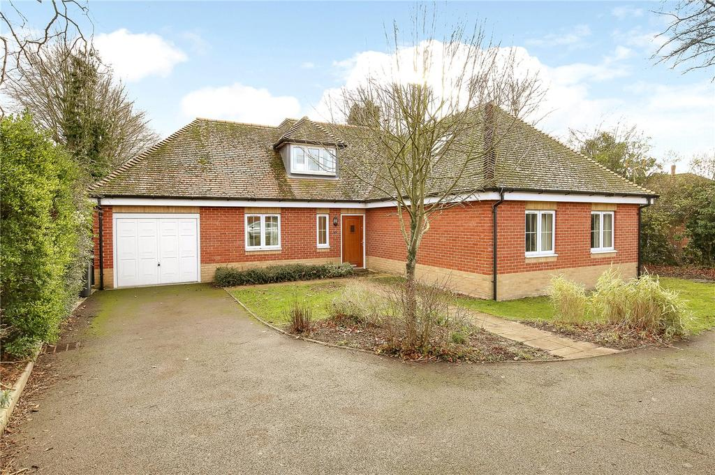 3 Bedrooms Detached House for sale in Grove Place, Winchester, Hampshire, SO22