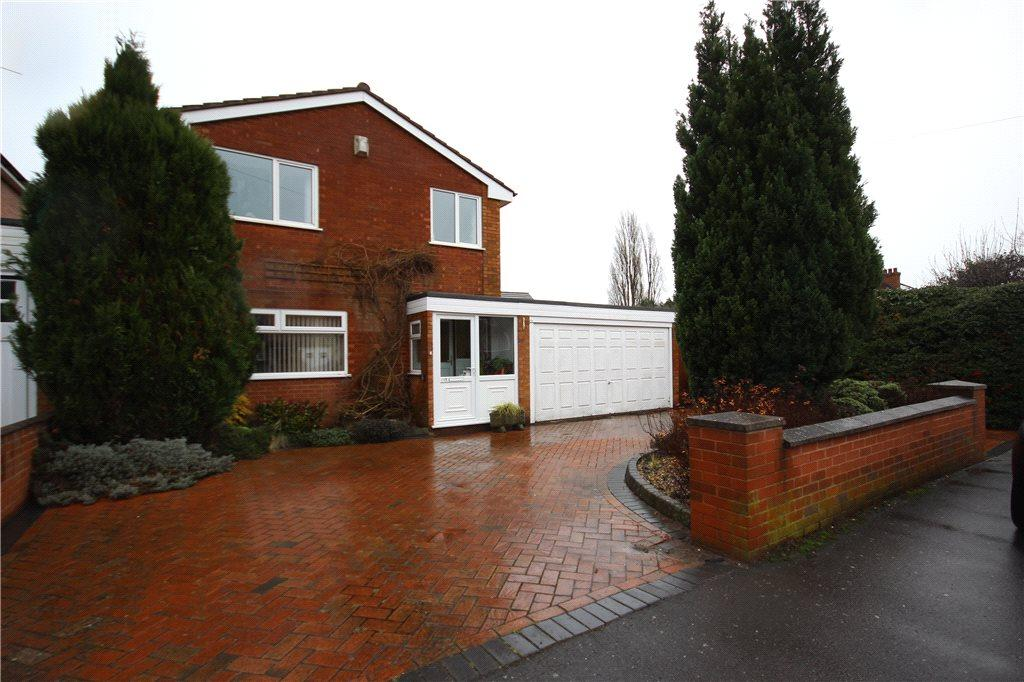 3 Bedrooms Detached House for sale in Ulverley Green Road, Solihull, West Midlands, B92