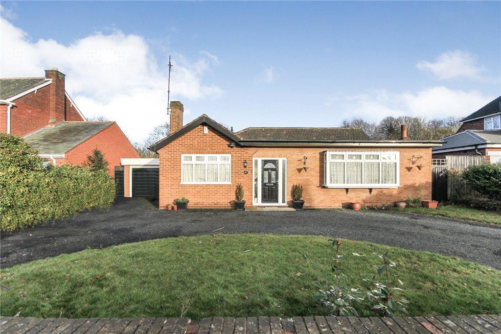 3 Bedrooms Detached Bungalow for sale in Walker Avenue, Pedmore, Stourbridge, West Midlands, DY9