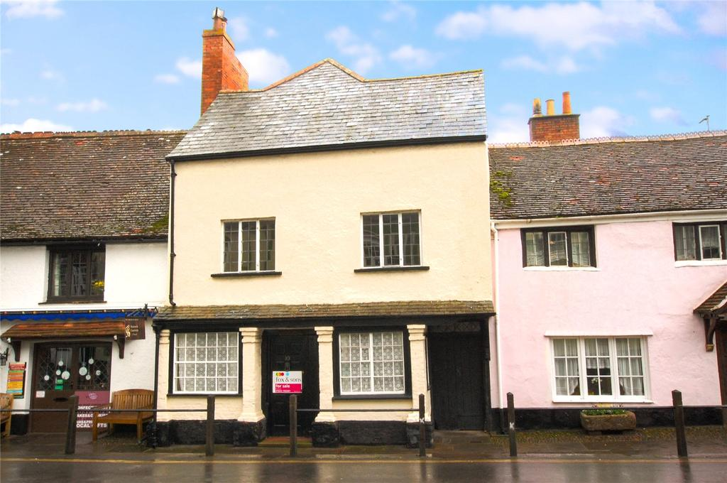 4 Bedrooms Terraced House for sale in High Street, Dunster, Minehead, Somerset, TA24