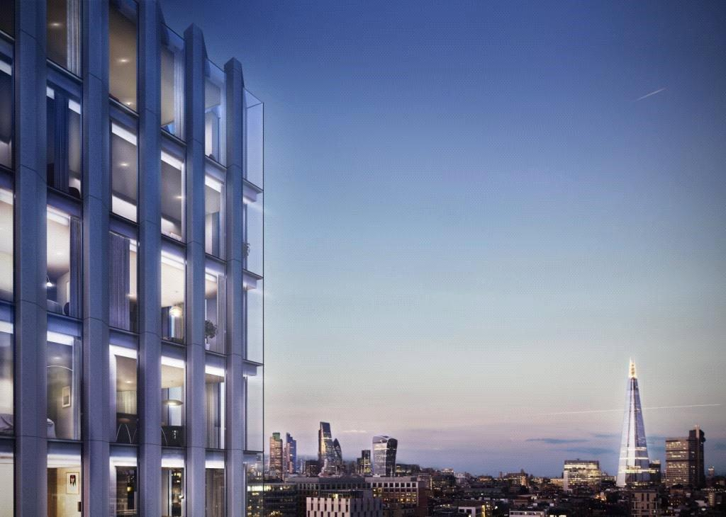 3 Bedrooms Flat for sale in Music Box, Union Street, London, SE1