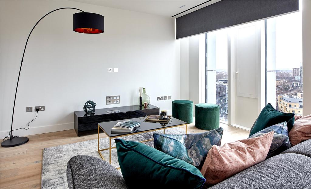 3 Bedrooms Penthouse Flat for sale in Music Box, Union Street, London, SE1