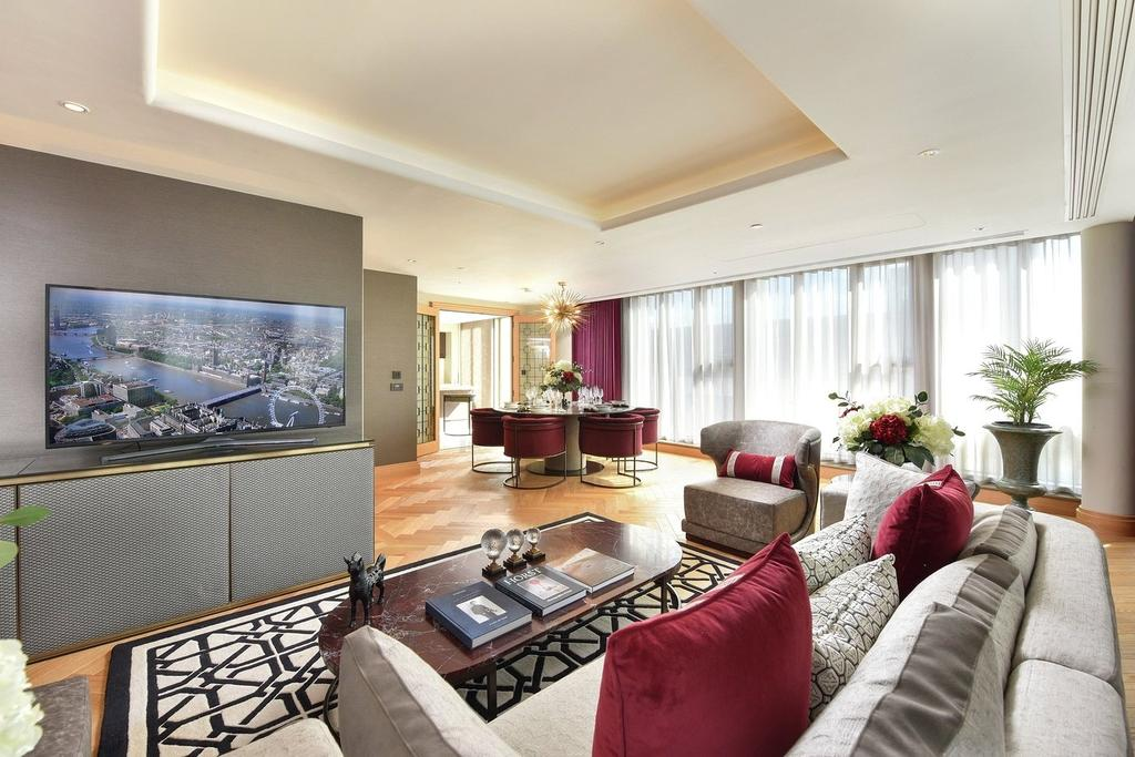 3 Bedrooms Penthouse Flat for sale in John Islip Street, Westminster, London, SW1P