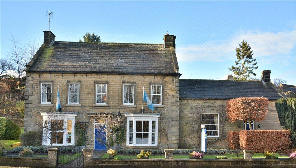 7 Bedrooms Detached House for sale in Bank Villa, The Avenue, Masham, North Yorkshire