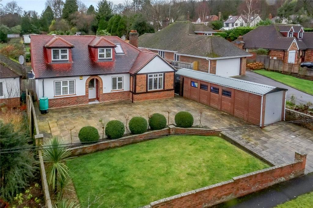 5 Bedrooms Detached House for sale in Park Hill Road, Otford, Sevenoaks, Kent