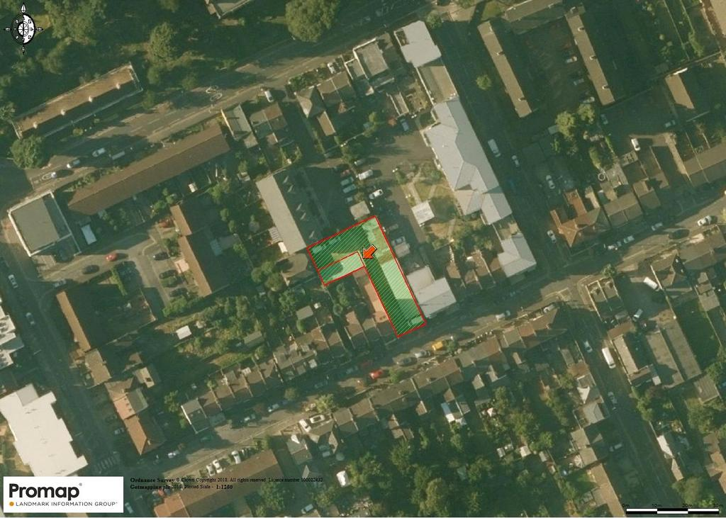 Plot Commercial for sale in Garages On The North West Side Of, Wilmot Road, E10