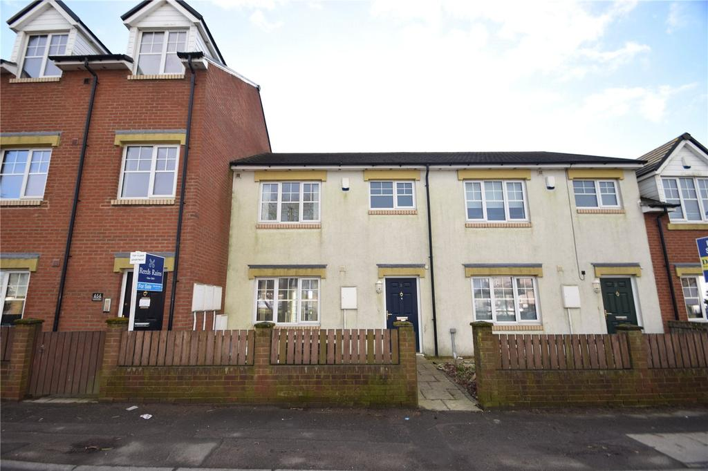 3 Bedrooms Terraced House for sale in Murton Mews, Murton, Seaham, Co.Durham, SR7