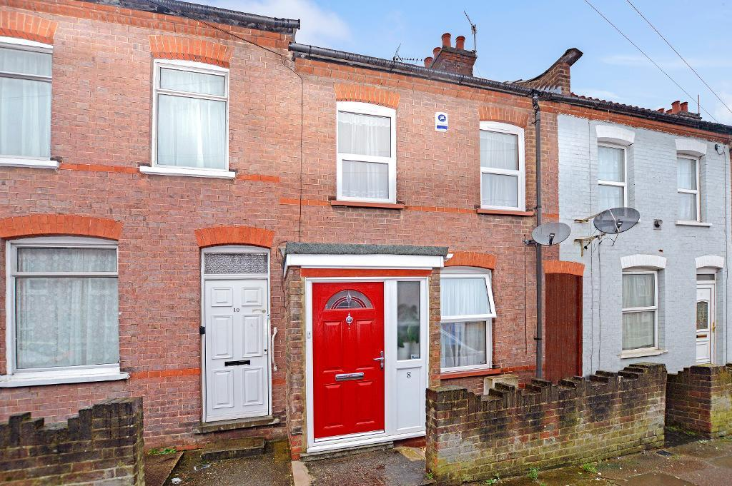 2 Bedrooms Terraced House for sale in Butlin Road, Luton, Bedfordshire, LU1 1LD