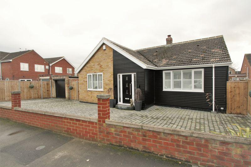 2 Bedrooms Detached Bungalow for sale in Fairville Road, Fairfield, Stockton, TS19 7NQ