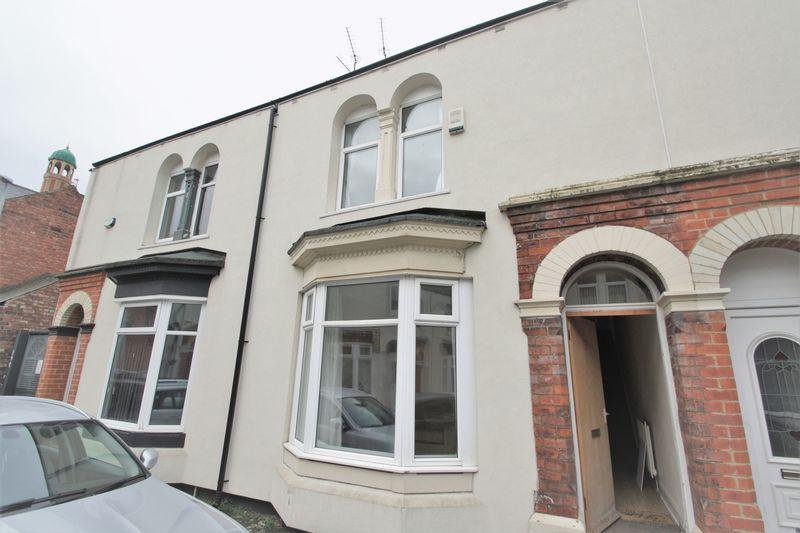 2 Bedrooms Terraced House for sale in Westcott Street, Stockton, TS18 3EQ