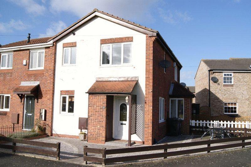 1 Bedroom Terraced House for sale in Moor View Walk, Camperdown, Newcastle Upon Tyne