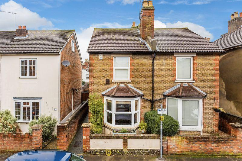2 Bedrooms Semi Detached House for sale in Town Centre, GU1