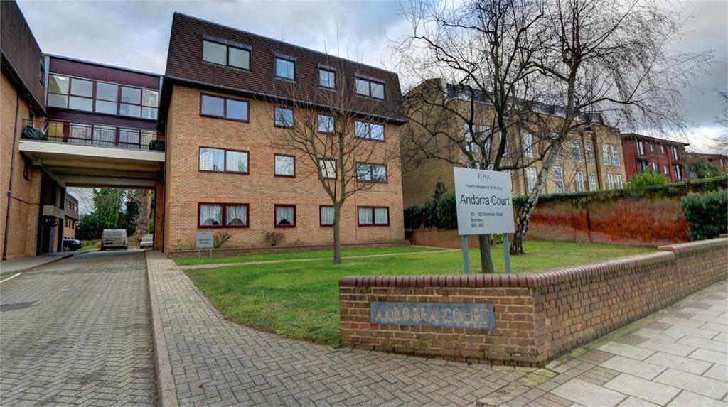 1 Bedroom Flat for sale in Widmore Road, Bromley, Kent