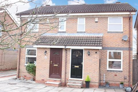 2 bedroom semi-detached house for sale - 10 Minter Close York YO23 3FA