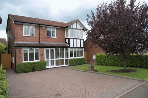 4 bedroom detached house for sale - Vaughan Close, Four Oaks, Sutton Coldfield