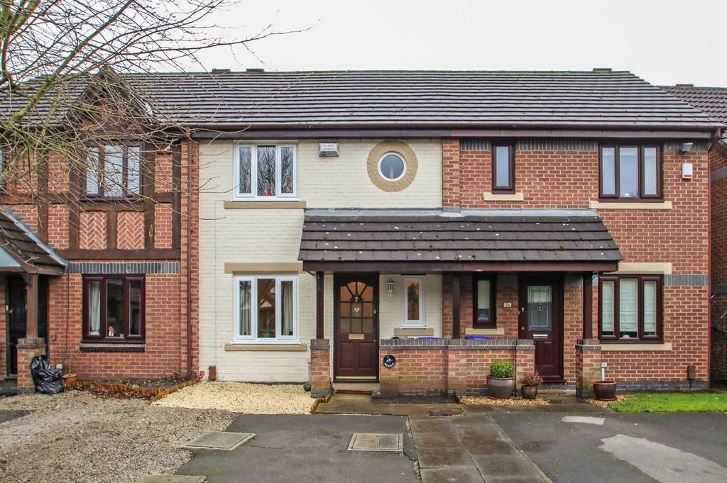 3 Bedrooms Mews House for sale in Gateacre Walk, Brooklands, Manchester, M23