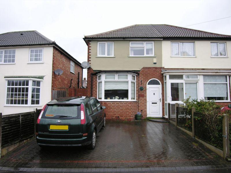 2 Bedrooms Semi Detached House for sale in Dyas Road, Birmingham