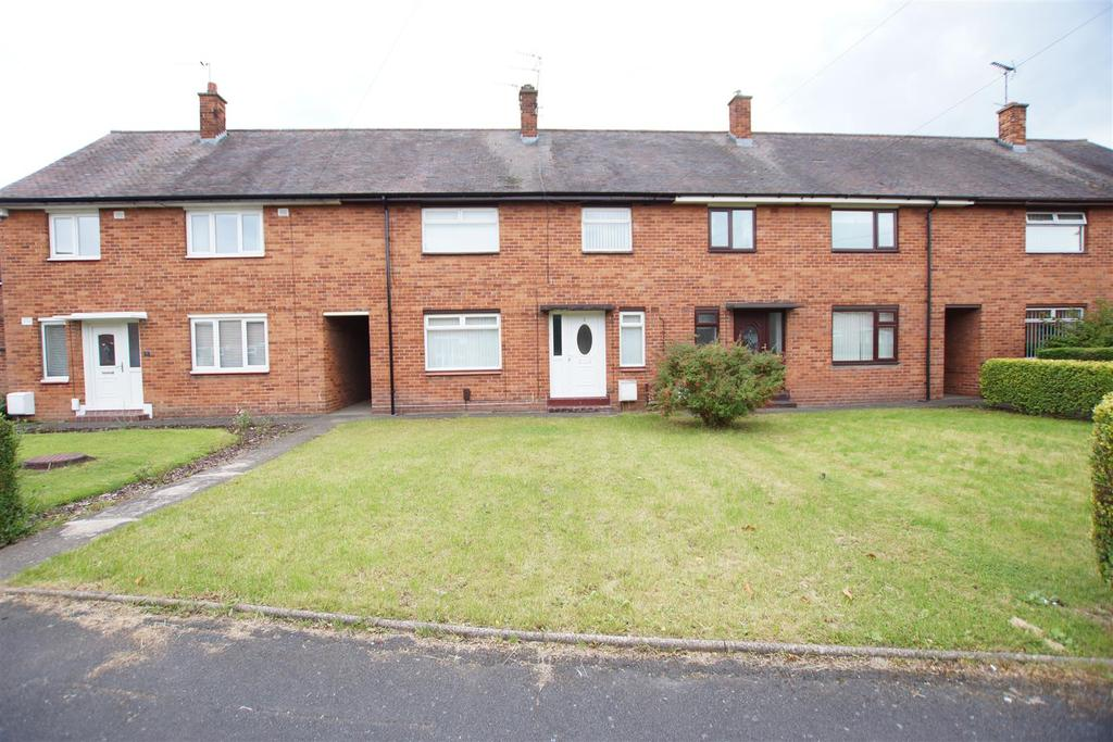 3 Bedrooms Terraced House for rent in Ringway, Great Sutton, CH66 3LD