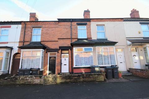 2 bedroom terraced house to rent - Albert Road, Birmingham
