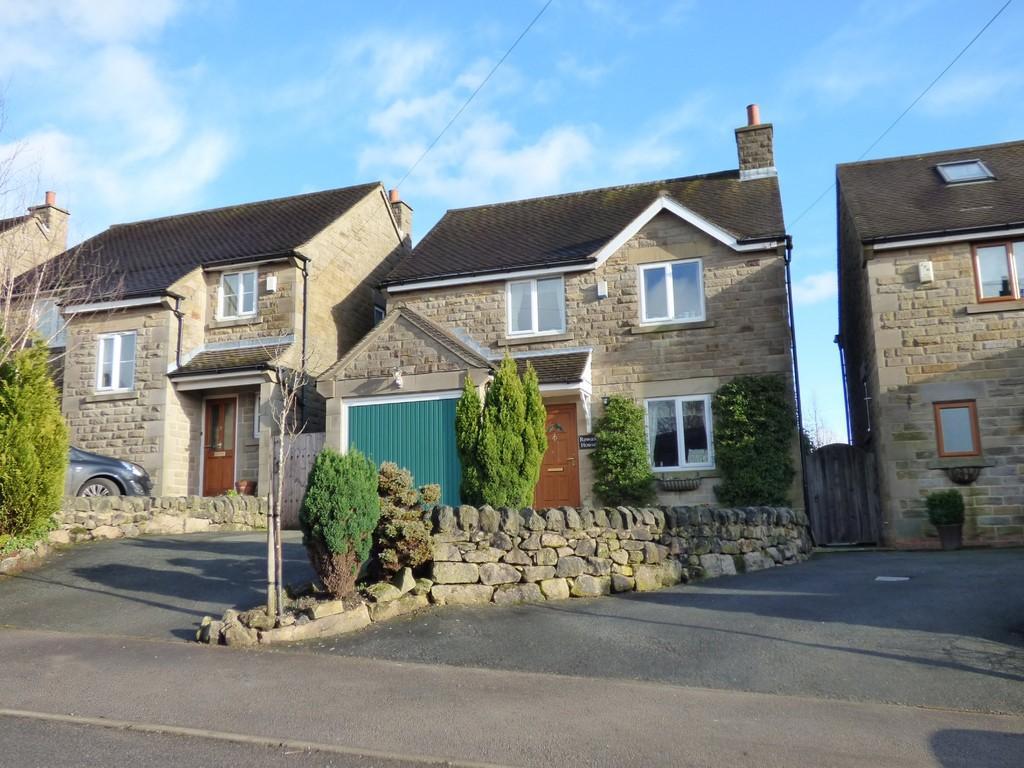 4 Bedrooms Detached House for sale in Wellcroft Grange, Stanton, Ashbourne