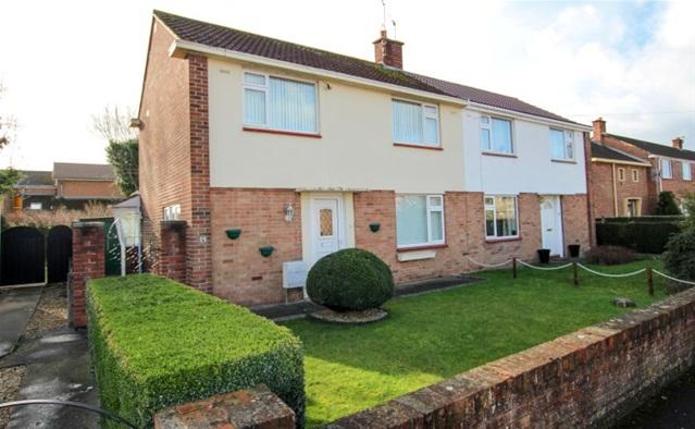 3 Bedrooms Semi Detached House for sale in Mendip Road, Bridgwater