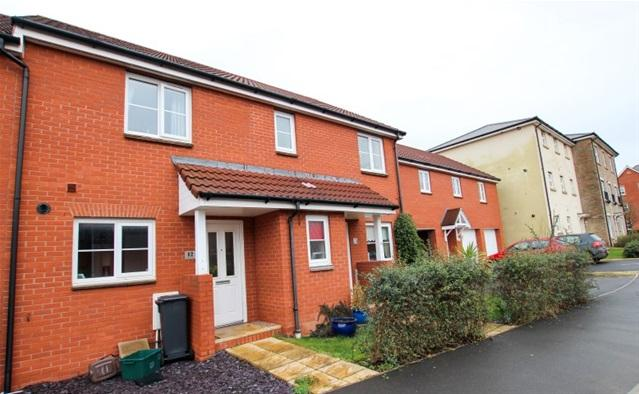 2 Bedrooms Terraced House for sale in Teeswater Walk, Bridgwater