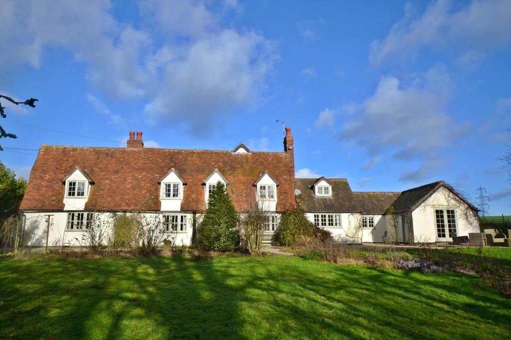 5 Bedrooms Detached House for sale in Finchingfield Road, Little Sampford