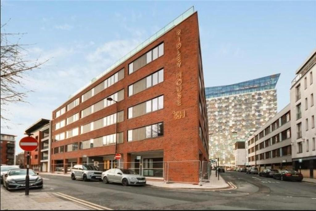 1 Bedroom Apartment Flat for sale in Ridley House, 1 Ridley Street