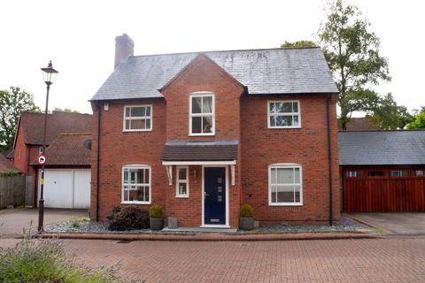 4 bedroom detached house for sale - Round Close, Dickens Heath