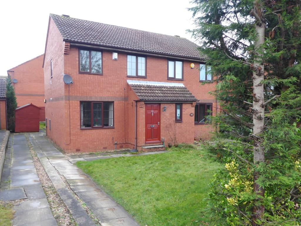 3 Bedrooms Semi Detached House for sale in Dawsons Corner, Stanningley