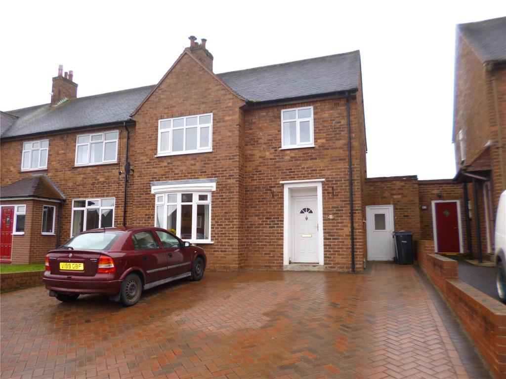 3 Bedrooms End Of Terrace House for sale in Sydney Cottage Drive, Bridgnorth, Shropshire