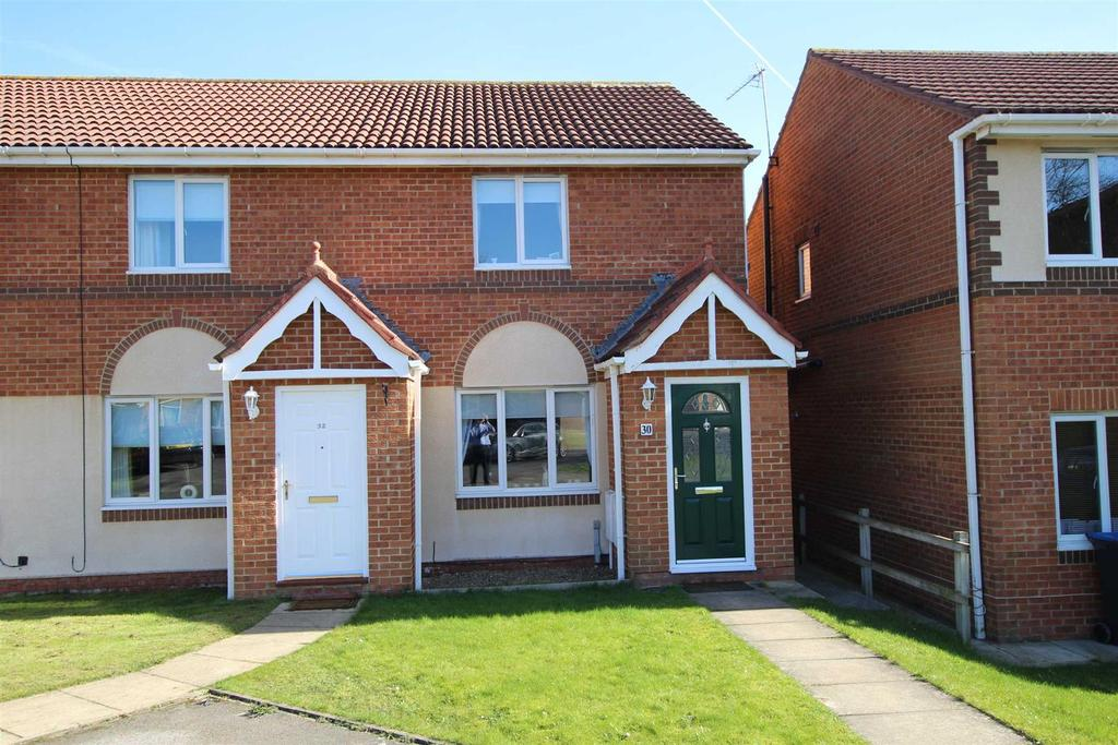 2 Bedrooms Semi Detached House for sale in Hareson Road, Woodham Lea, Newton Aycliffe
