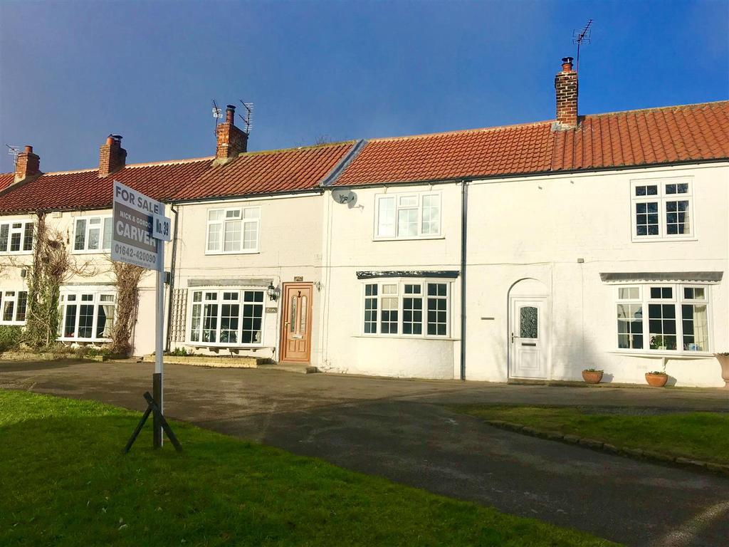 2 Bedrooms Terraced House for sale in The Green, Bishopton