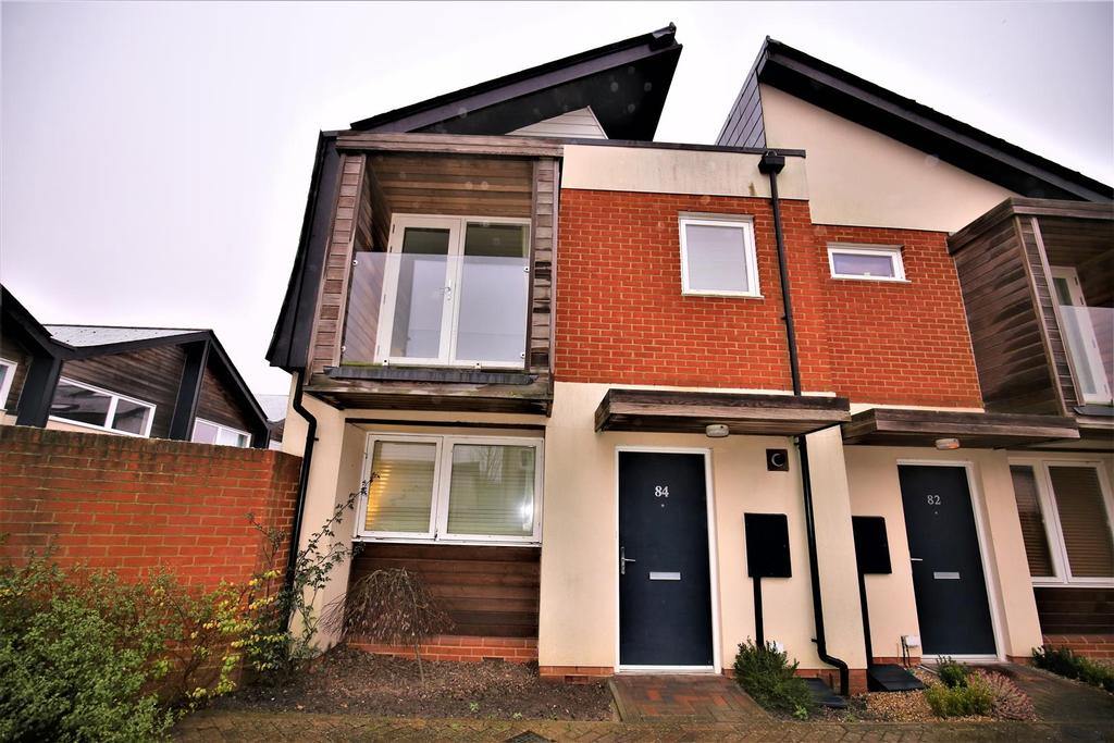 3 Bedrooms End Of Terrace House for sale in Clock House Rise, Coxheath, Maidstone