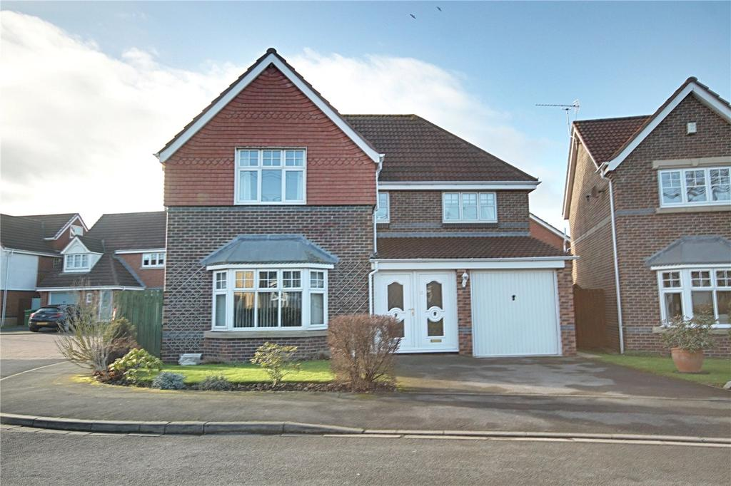 4 Bedrooms Detached House for sale in Langdon Way, Eaglescliffe