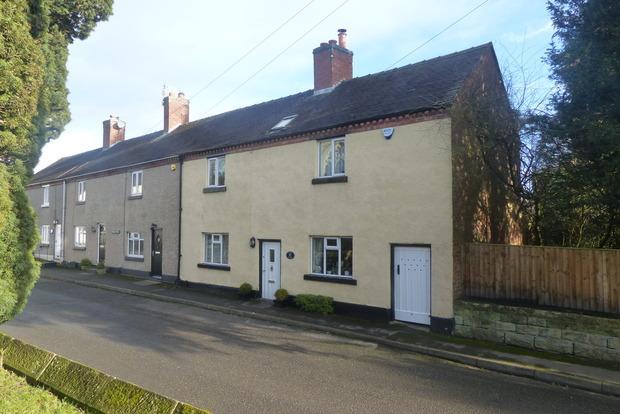 3 Bedrooms Cottage House for sale in Clifton, Ashbourne, DE6