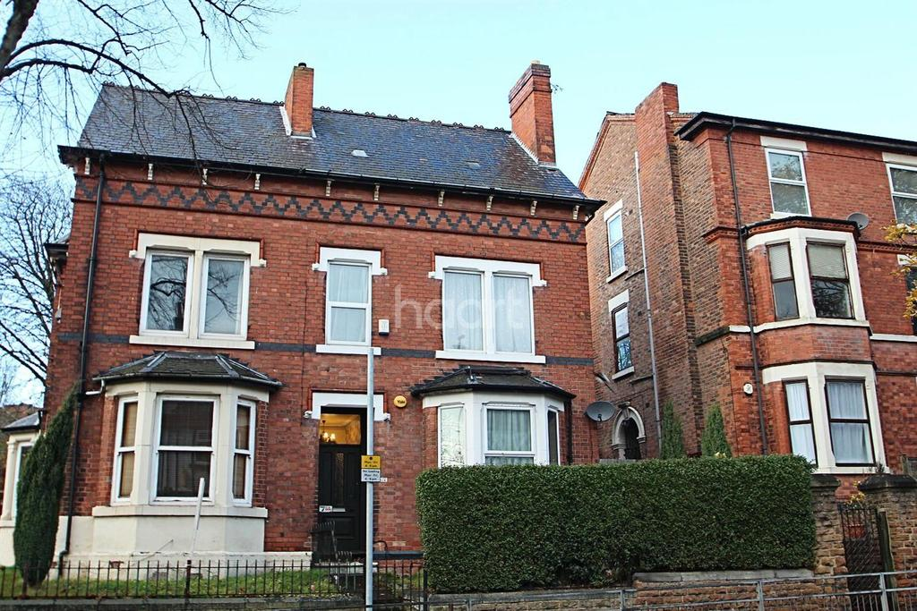 5 Bedrooms Semi Detached House for sale in Woodborough Road, Mapperley