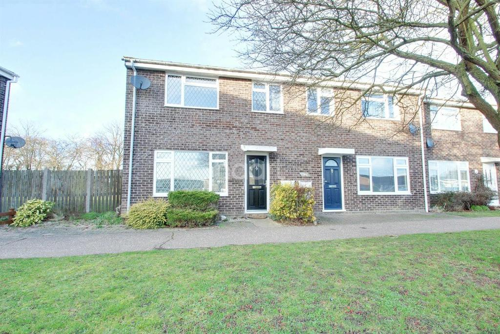 3 Bedrooms End Of Terrace House for sale in Bure Drive, Witham