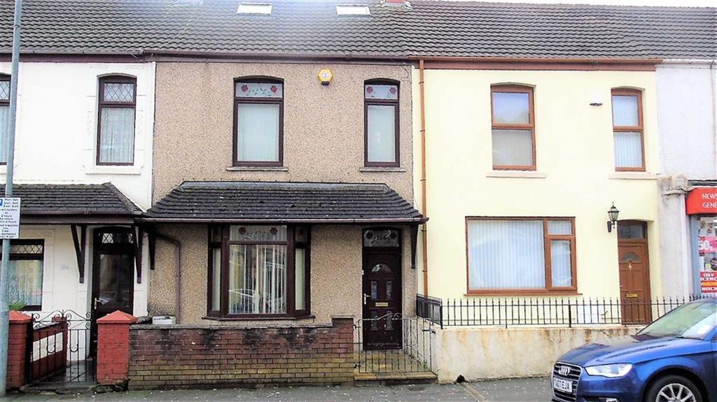 4 Bedrooms Terraced House for sale in Danygraig Road, Swansea, SA1
