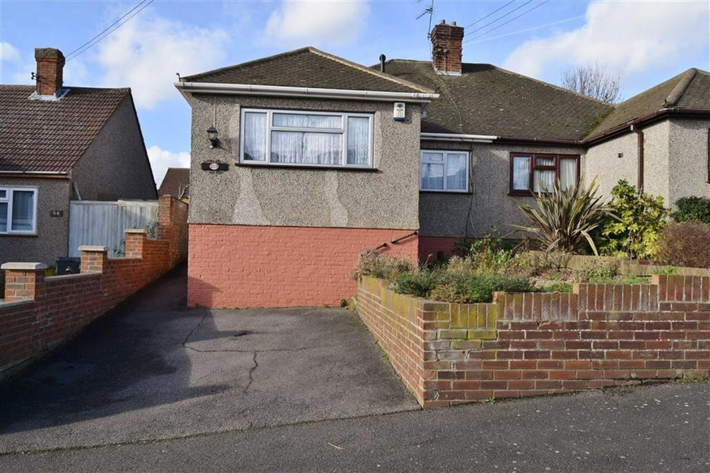 3 Bedrooms Semi Detached Bungalow for sale in Bower Road, BR8