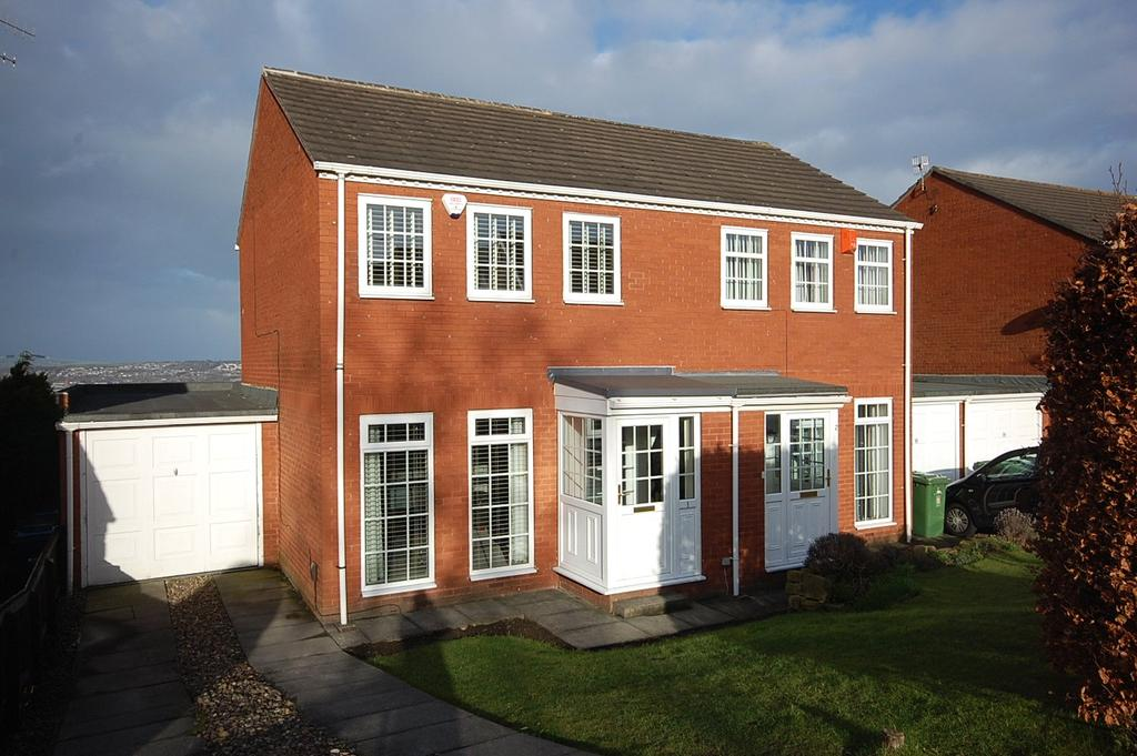 2 Bedrooms Semi Detached House for sale in Whickham