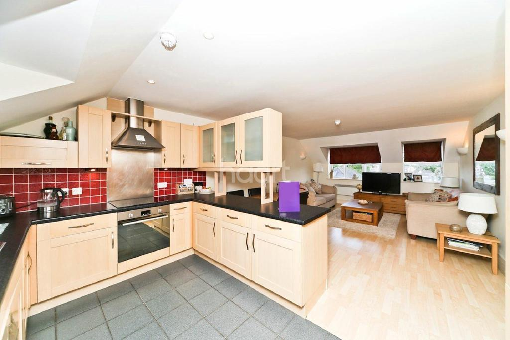 2 Bedrooms Flat for sale in Nightingale Court,Lind Road,Sutton,Surrey