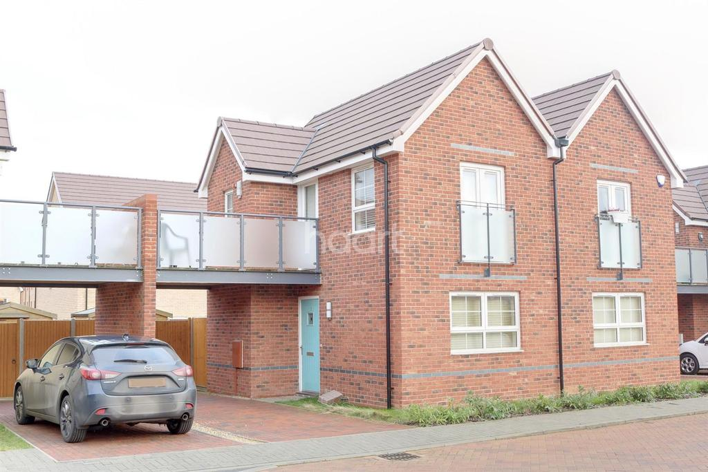 1 Bedroom Semi Detached House for sale in Brooklands